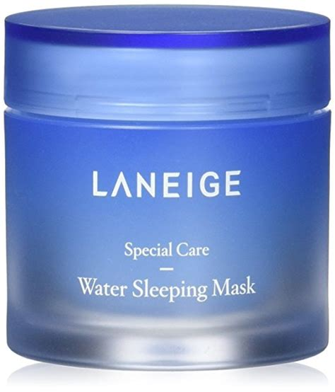 Laneige Water Sleeping Mask Laneige Original the 14 best korean skin care products for combination skin