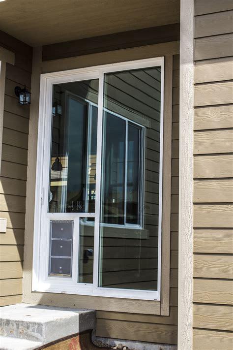 Patio Door Dog Door Insert