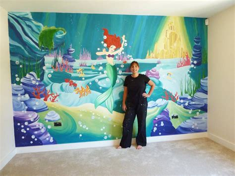 wall painted murals joanna perry murals painted murals mural artist