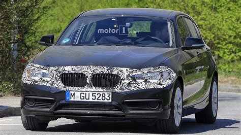 bmw 3 series facelift 2018 2018 bmw 1 series spied masking discreet facelift