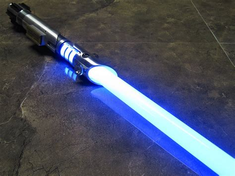 Lightsaber Light by Behold The Most Realistic Led Lightsabers To Date