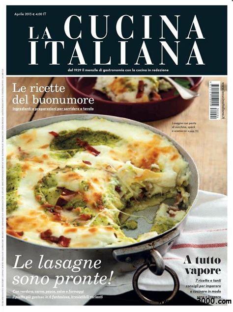 pdf cucina italiana la cucina italiana aprile 2013 free ebooks