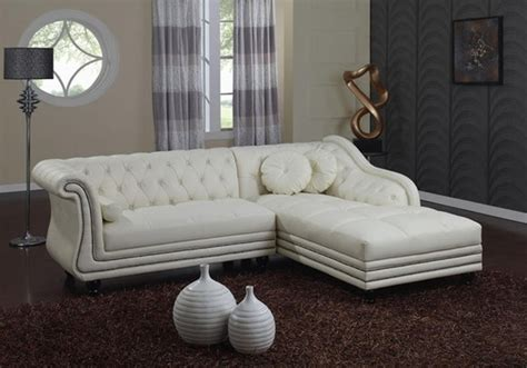 tufted leather sofa with chaise tufted sofa with chaise sofa beds design breathtaking