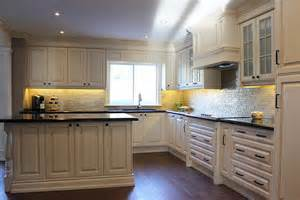 Kitchen Cabinet Doors Toronto Toronto Thornhill Custom Classic Kitchen Design