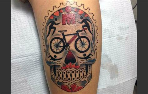 18 awesome ironman triathlon tattoos active