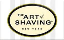 Art Of Shaving Gift Card - buy the art of shaving gift cards raise