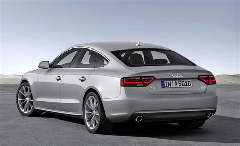 Neuer Audi A5 Sportback by Audi A5 Sportback Planned For The U S But Not A4 Diesel