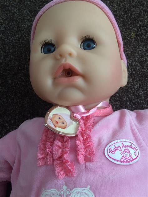 baby annabell doll version 9 baby annabell fit for a prince bizzimummy