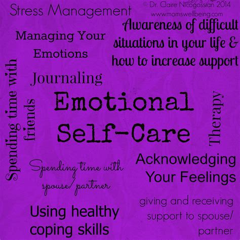 Emotional Self part 2 how to increase self care in your s