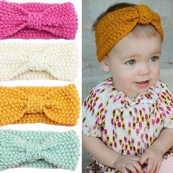 best baby crochet headband products on wanelo