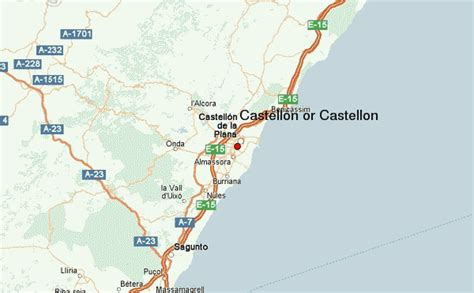 castellon spain castell 243 n de la plana stadsgids