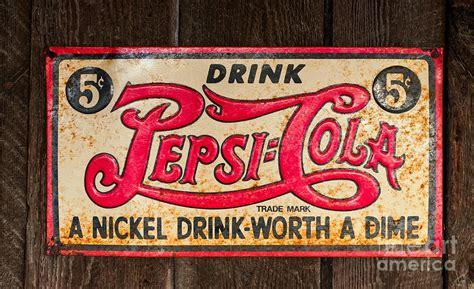 imagenes retro de pepsi vintage pepsi cola ad photograph by les palenik