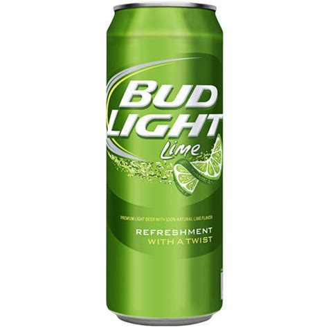 Bud Light Lime by Bud Light Lime 24 Fl Oz Walmart