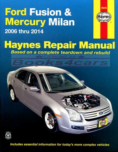 car service manuals pdf 2007 mercury milan instrument cluster service manual pdf 2006 ford fusion body repair manual pdf ford fusion mercury milan repair