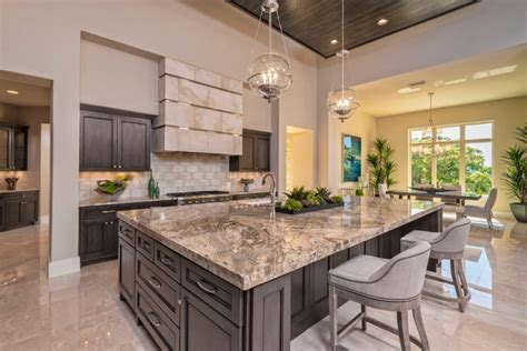 kitchen island with granite 40 kitchen island designs ideas design trends