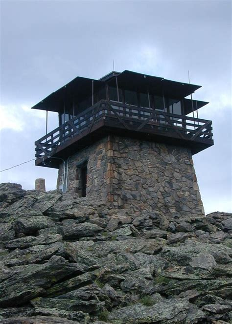fire tower house 180 best fire lookout tower images on pinterest lookout