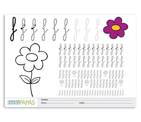 caligrafa para nios de primaria 55 best images about grafomotricidad on pinterest