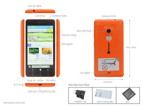 Microsoft Lumia 535 Di Okeshop 苣i盻 tho蘯 i di 苟盻冢g microsoft lumia 535 dienmayxanh