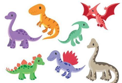 baby dinosaur clip art  scrap booking