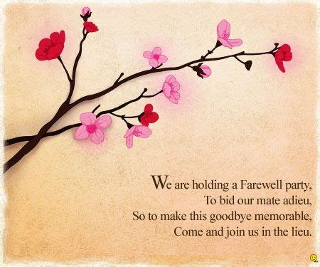 farewell card design template pin by ncube on farewell invit 232