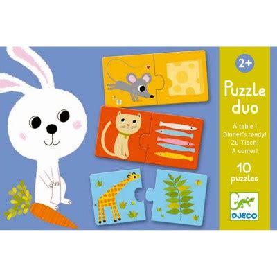 tisch zum puzzeln duo puzzle zu tisch 20 teile djeco puzzle online kaufen