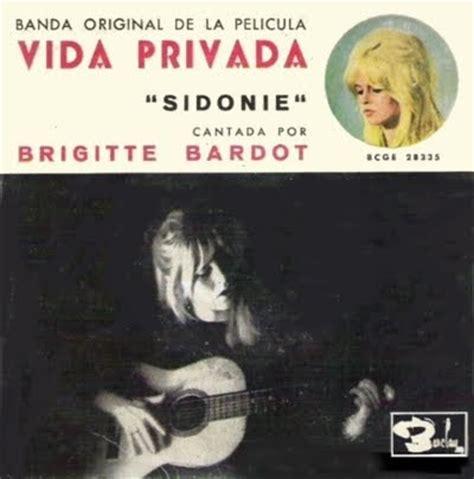sixties revisited brigitte bardot sidonie 1962 ep