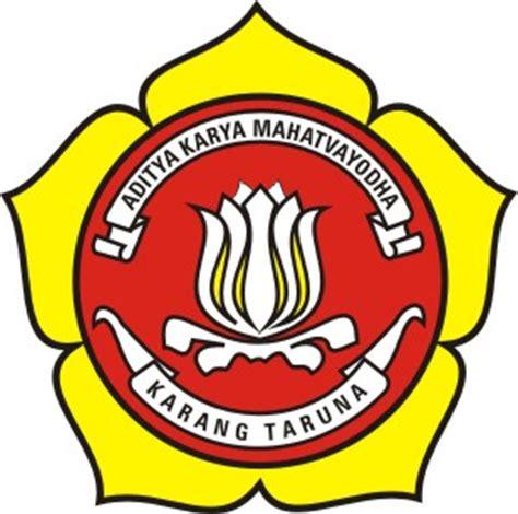 membuat logo karang taruna download logo vector gratis logo karangtaruna vector cdr