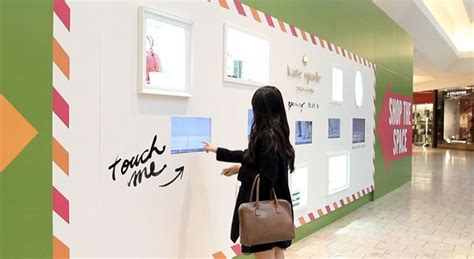 Launch Of Shop Vogue Interactive Advertisement Site by Shoppable Construction Barriers Interactive Retail