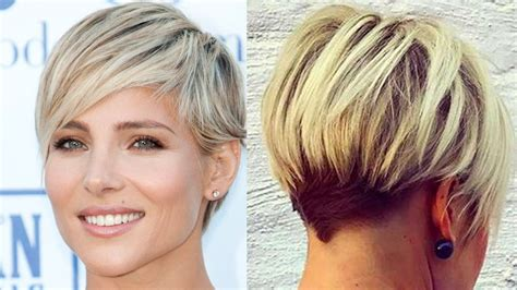 blonde short haircuts modern short cut blonde hair