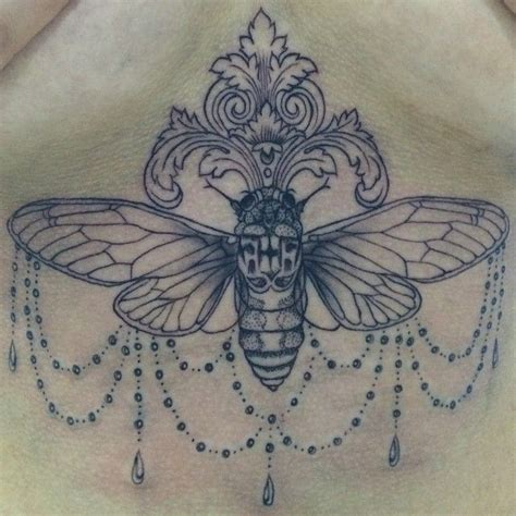 cicada tattoo meaning instagram media by charrrrlannnne cicada