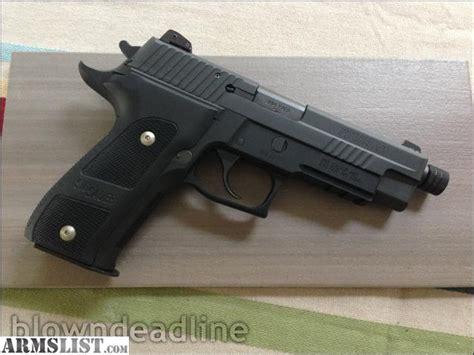 sig sauer p226 elite dark armslist for sale trade sig sauer p226 elite dark 9mm