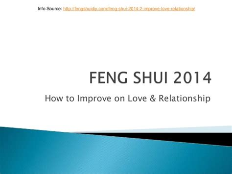 how feng shui can improve your home and your health feng shui 2014 improve your love relationship