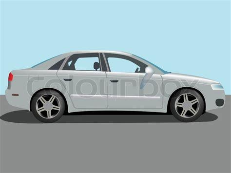 box auto mobili automobile vector stock vector colourbox