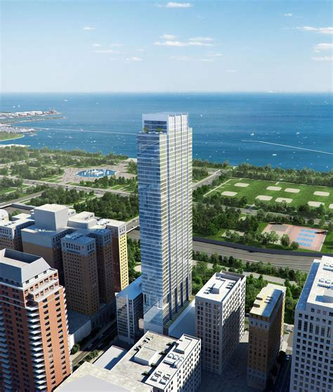south loops essex   park apartment tower opens