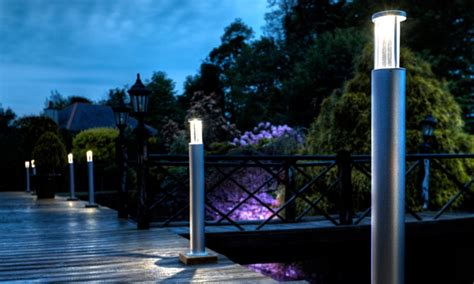 beautiful outdoor bollard lighting style walsall home
