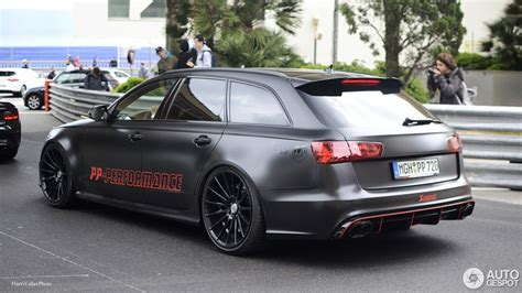 Audi Rs6 Pp Performance by Asi Acelera El Audi Rs6 Con Un V8 De 750cv Y 1000nm