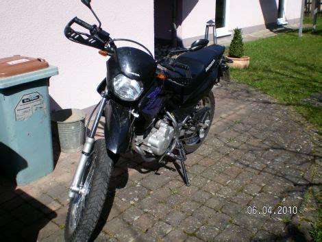 Motorrad Honda Xr 125 L by Honda Motorrad Xr125l Biete