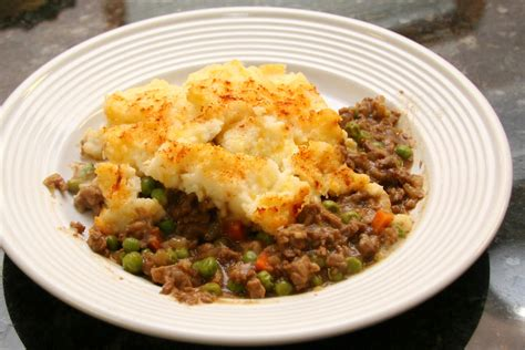 cottage pie cottage pie recipe with beef and mashed potato topping