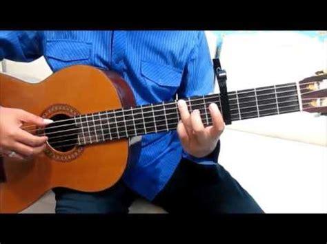 tutorial kunci gitar surat cinta untuk starla como tocar te metiste ariel camacho en la guitarr