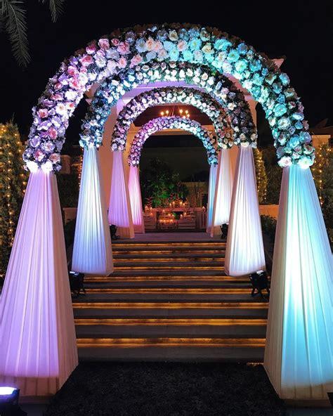 magical entrance decor ideas  quirk   wedding