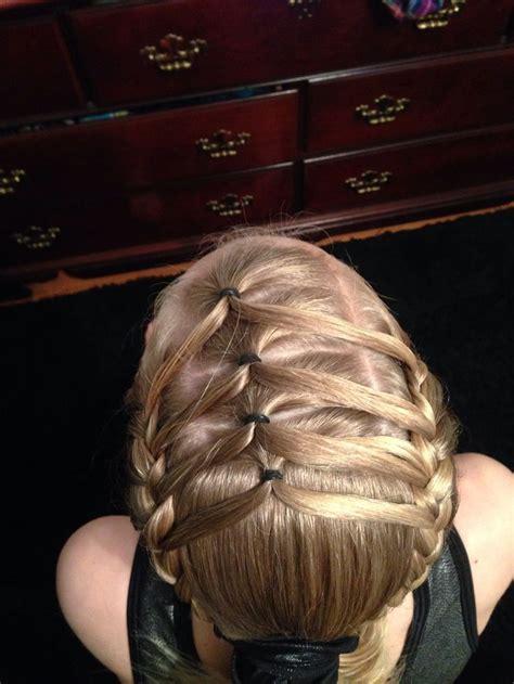 hair on pinterest gymnastics hair gymnastics hairstyles and short gymnastics hair gymnastics pinterest girl hair