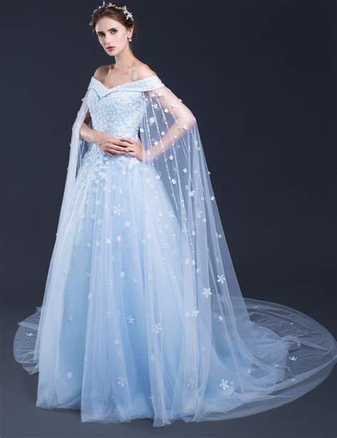 hochzeitskleid hellblau blue wedding dresses long bridal gowns bridal gowns with