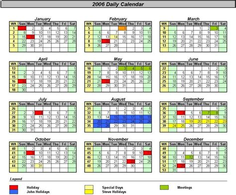 annual event calendar template best photos of yearly event schedule template event