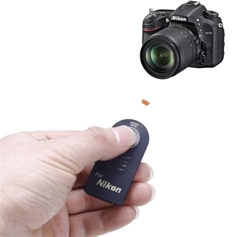 Shutter Kamera Nikon D3000 nikon dslr shutter wireless infrared remote controller d7000 d5000 d3000 d90 d80 d50 d70s d70