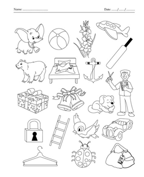 coloring pages that start with the letter b coloring pictures of the things that start with letter b