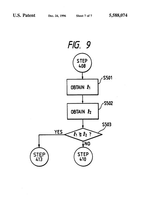 definition de pattern recognition patent us5588074 data recognition equipment and method