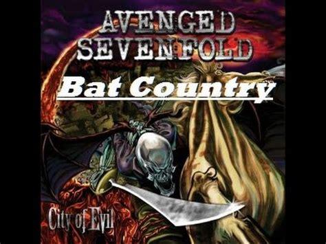 Avenged Sevenfold City Of Evil A7x Kaos 2 Sisi Ukuran S avenged sevenfold city of evil bat country