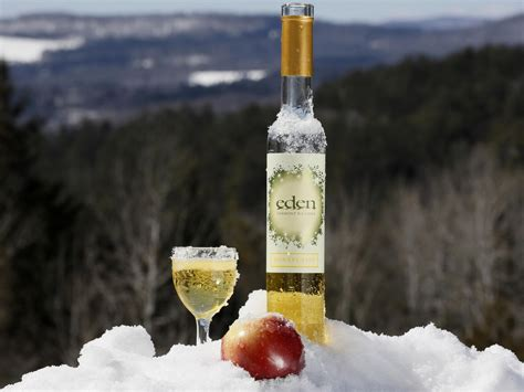 Tsty Icy Wine the of all this cold a boom in cider vermont radio