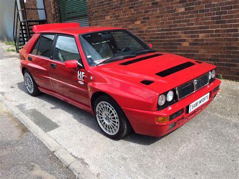 Lancia Delta Integrale Evo 187 1993 Lancia Delta Integrale Evo Ii