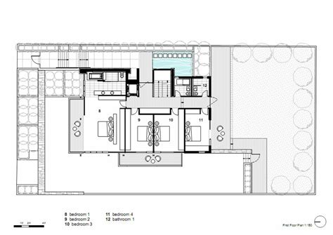 villa floor plans australia first floor plan vaucluse house in sydney australia by